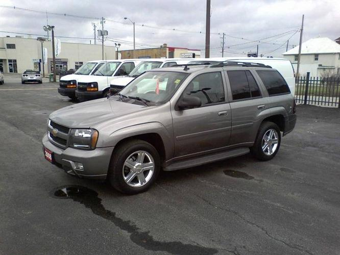 2008 chevrolet trailblazer for sale in london ontario all cars in. Black Bedroom Furniture Sets. Home Design Ideas