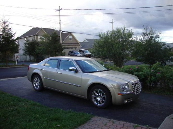 2008 Chrysler 300-Series Sedan