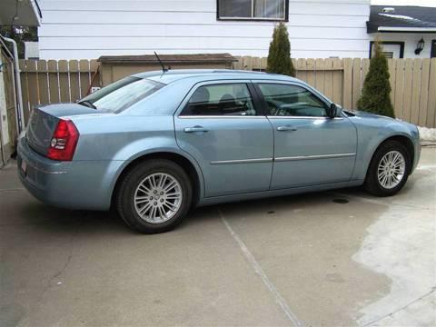 2008 Chrysler 300 Touring for $13,999