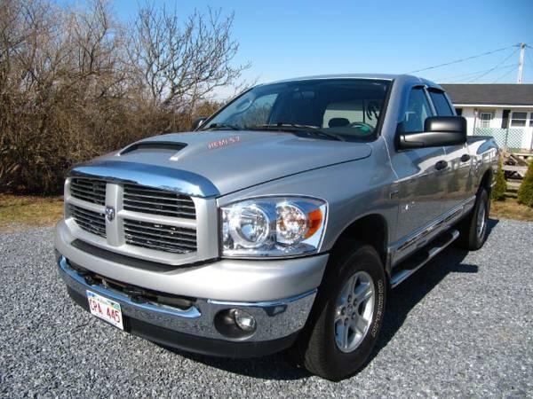 2008 Dodge Big Horn Hemi 5.7 1500 - $19500