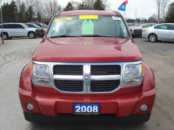 2008 Dodge Nitro - $10995