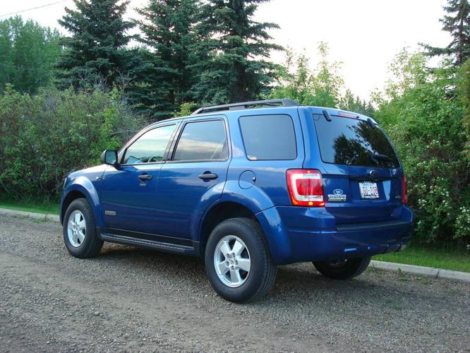 2008 Ford Escape 3.0L XLT 4WD SUV