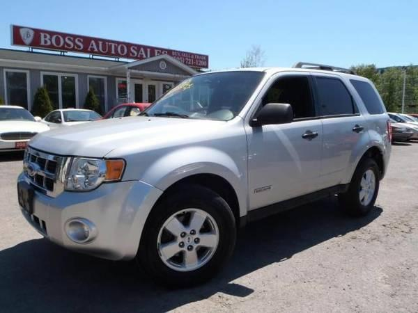 2008 Ford Escape XLT - $10998