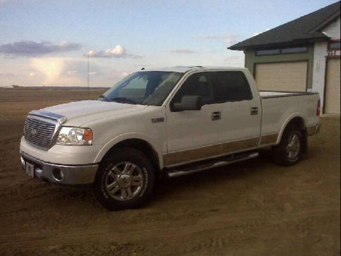 2008 Ford F 150 Pickup Truck for sale in Saskatoon