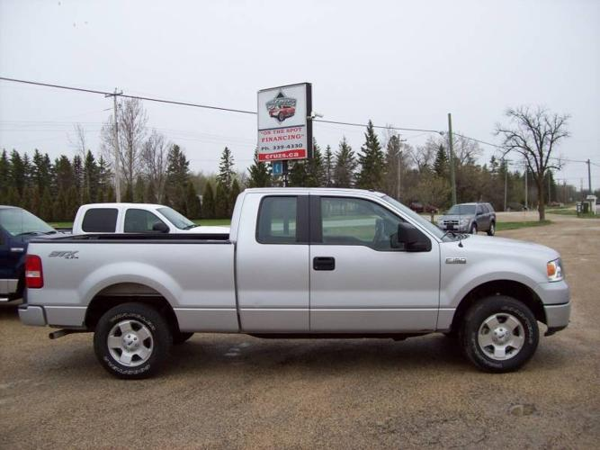 2008 Ford F-150 Supercab STX