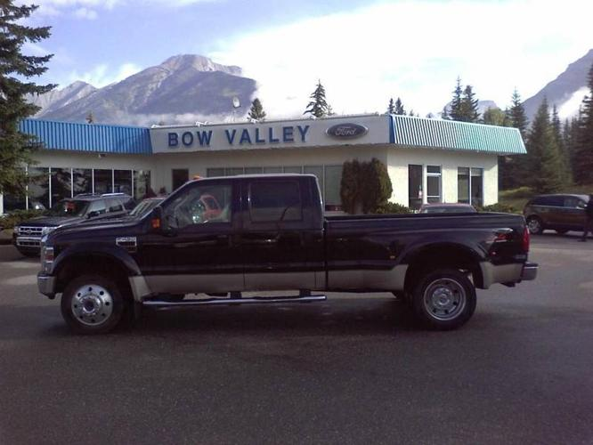 2008 Ford F450 For Sale In Canmore, Alberta