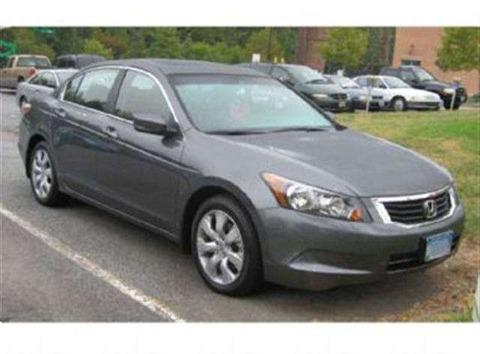 2008 Grey Honda Accord Sdn For Sale In Mississauga