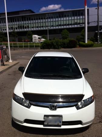 2008 Honda Civic DX-G Sedan - $9500