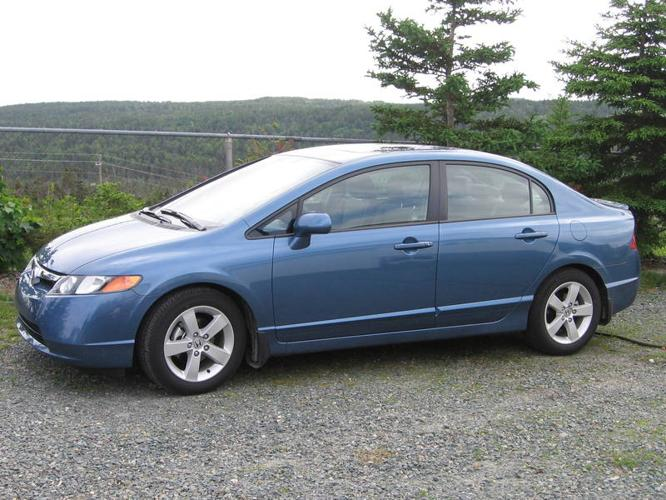 2008 Honda Civic Lx Sr Sedan For Sale In Conception Bay