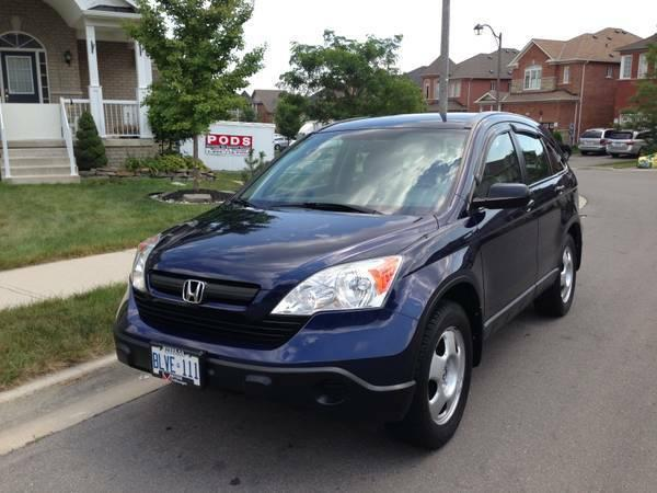 2008 honda cr v lx suv excellent condition 15000 for sale in brampton ontario all cars in. Black Bedroom Furniture Sets. Home Design Ideas