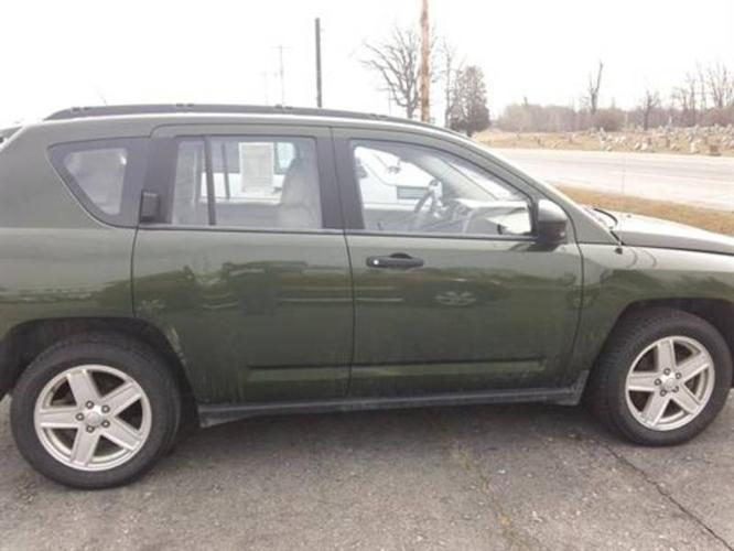 2008 Jeep Compass North Edition Suv Warranty For Sale In