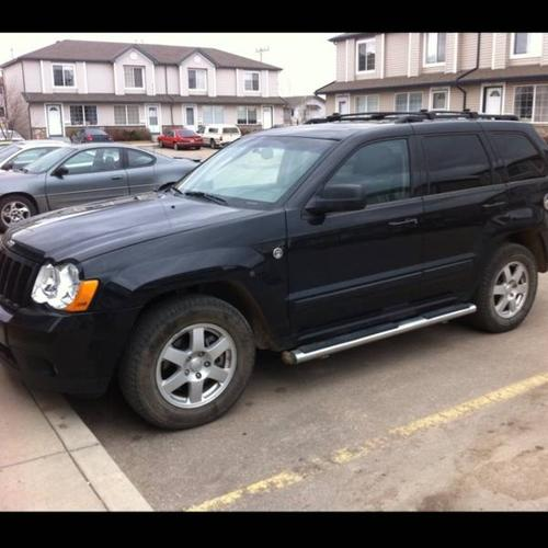 2008 jeep grand cherokee diesel for sale in saskatoon. Black Bedroom Furniture Sets. Home Design Ideas