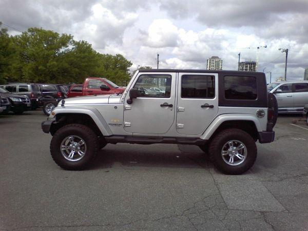 2008 jeep wrangler unlimited sahara 25995 for sale in vancouver british columbia all cars. Black Bedroom Furniture Sets. Home Design Ideas