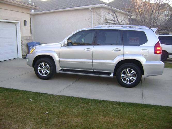 2008 lexus gx 470 suv for sale in calgary alberta all. Black Bedroom Furniture Sets. Home Design Ideas