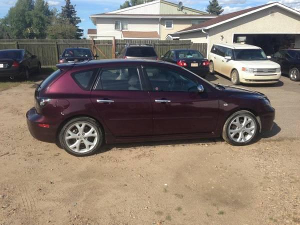 2008 Mazda3 sport - 60,000 km - $12500