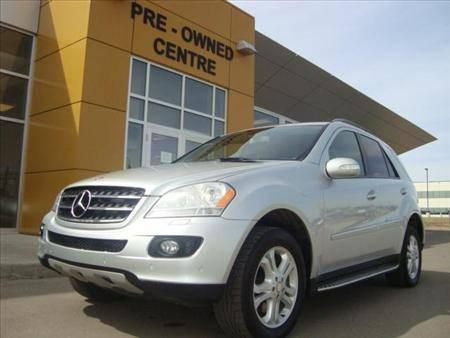 2008 Mercedes-Benz ML320 CDI 4Matic for $33,780