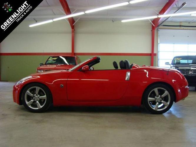 2008 nissan 350z 3 5 grand touring roadster for sale in saskatoon saskatchewan all cars in. Black Bedroom Furniture Sets. Home Design Ideas