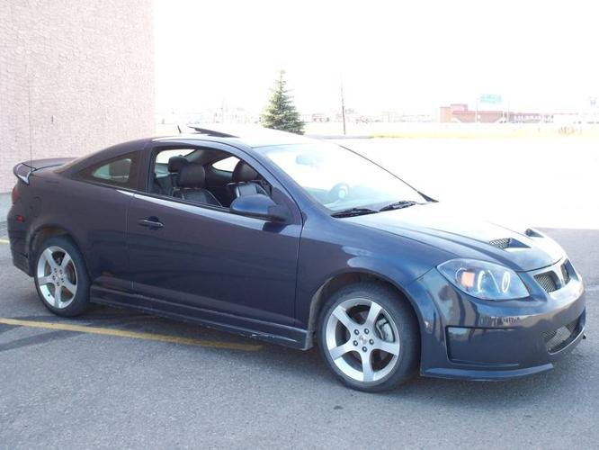 2008 pontiac g5 gt coupe w body kit for sale in yorkton. Black Bedroom Furniture Sets. Home Design Ideas