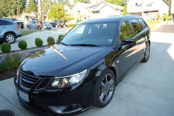 2008 saab 9 3 turbo x sportcombi for sale in north. Black Bedroom Furniture Sets. Home Design Ideas
