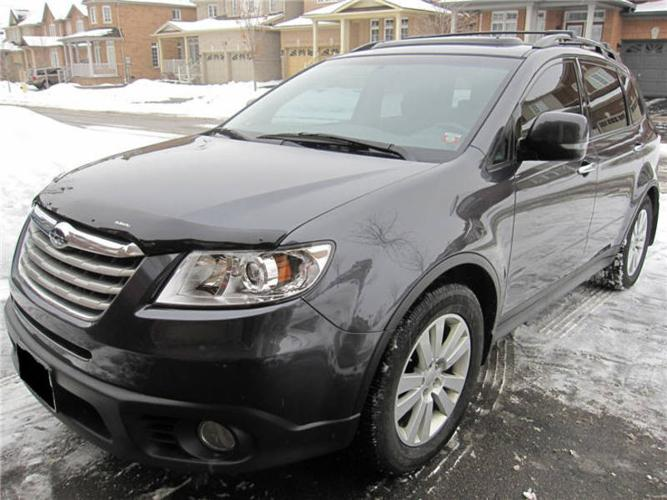 2008 subaru tribeca limited symmetrical awd 7 passenger suv for sale in markham ontario all. Black Bedroom Furniture Sets. Home Design Ideas
