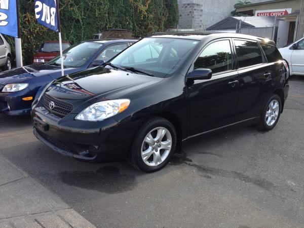 2008 toyota matrix xr automatic no accidents video 9500 for sale in abbotsford. Black Bedroom Furniture Sets. Home Design Ideas