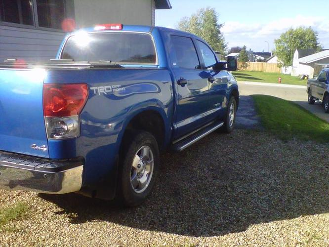 2008 toyota tundra crew max sr5 for sale in fort mcmurray alberta all cars in. Black Bedroom Furniture Sets. Home Design Ideas