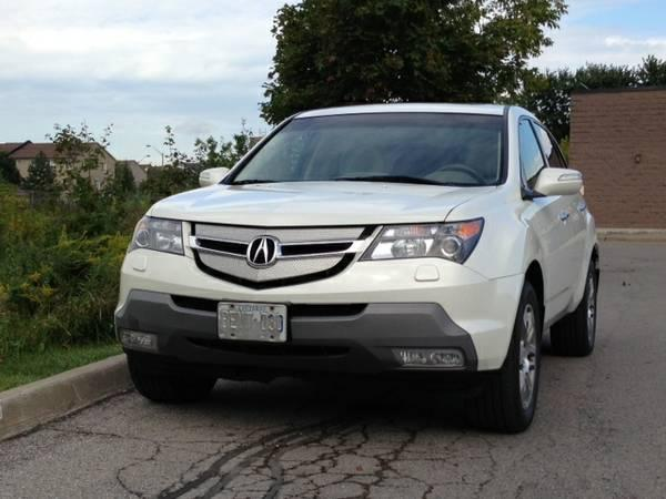 2009 Acura MDX Tech Package - $23500