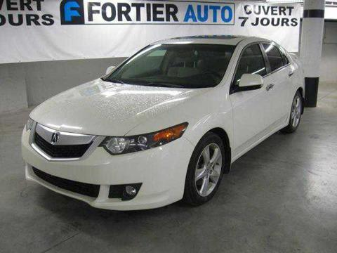 Acura  2009 on 2009 Acura Tsx For Sale For  23 146 For Sale In Montreal  Quebec   All