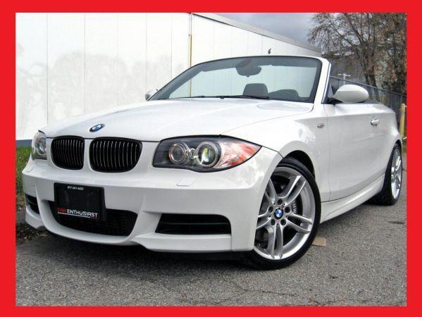 2009 BMW 135i Cab M-Sport+BMW WARR - $35799