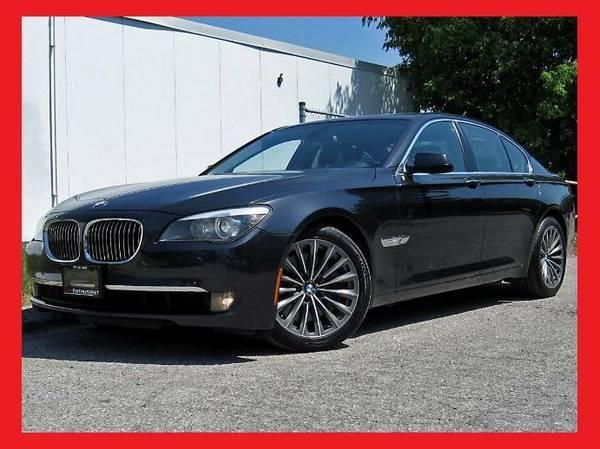 2009 BMW 750i Executive+SPORT 19+BMW Warr 2013(7 SERIES) - $45799