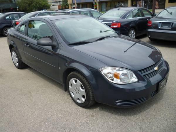2009 Chevrolet Cobalt LS Coupe - $7995