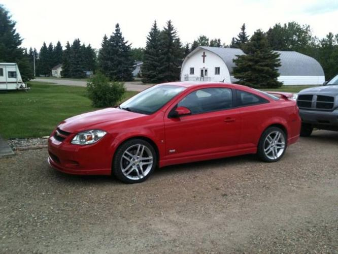 2009 chevrolet cobalt ss turbo for sale in saskatoon. Black Bedroom Furniture Sets. Home Design Ideas