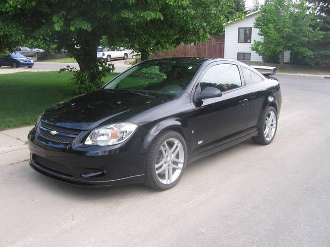 2009 chevrolet cobalt ss turbo coupe for sale in saskatoon. Black Bedroom Furniture Sets. Home Design Ideas
