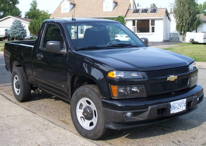 2009 chevrolet colorado pickup truck 4x4 for sale in dawson creek british columbia all cars. Black Bedroom Furniture Sets. Home Design Ideas