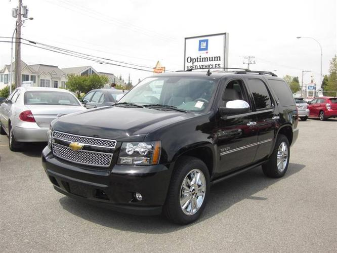 2009 chevrolet tahoe for sale in surrey british columbia. Black Bedroom Furniture Sets. Home Design Ideas