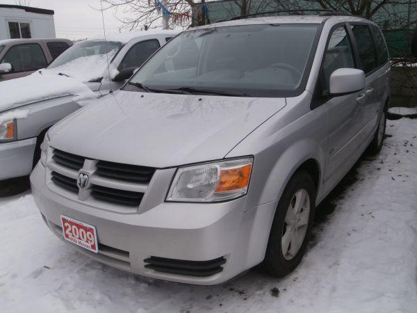 2009 dodge g caravan stow go 9999 for sale in toronto ontario all cars in. Black Bedroom Furniture Sets. Home Design Ideas