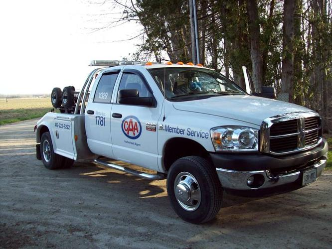 Tow Truck For Sale Canada >> 2009 Dodge Quad Cab Cummings Diesel Tow Truck For Sale In Alliston