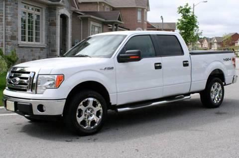 2009 ford f 150 super crew xlt w xtr package for sale in thornhill ontario all cars in. Black Bedroom Furniture Sets. Home Design Ideas