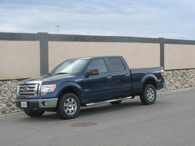 2009 ford f 150 xtr crew cab 6 5 39 box for sale in. Black Bedroom Furniture Sets. Home Design Ideas