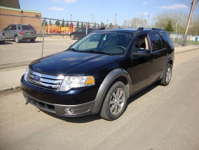 2009 ford freestyle taurus x suv for sale in saskatoon saskatchewan all cars in. Black Bedroom Furniture Sets. Home Design Ideas