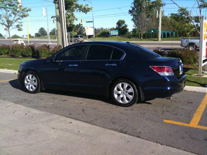 Honda Accord Ex L V Sedan