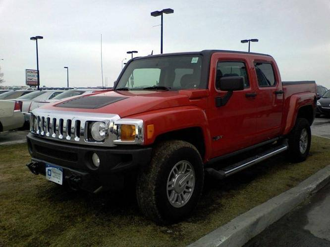 2009 hummer h3t for sale in barrie ontario all cars in. Black Bedroom Furniture Sets. Home Design Ideas