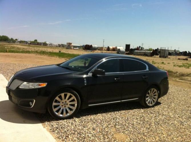 2009 Lincoln mks loaded!!!!