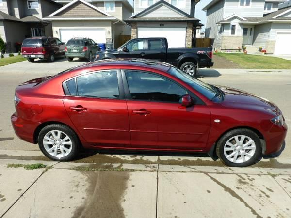 2009 Mazda 3 GS - $12400