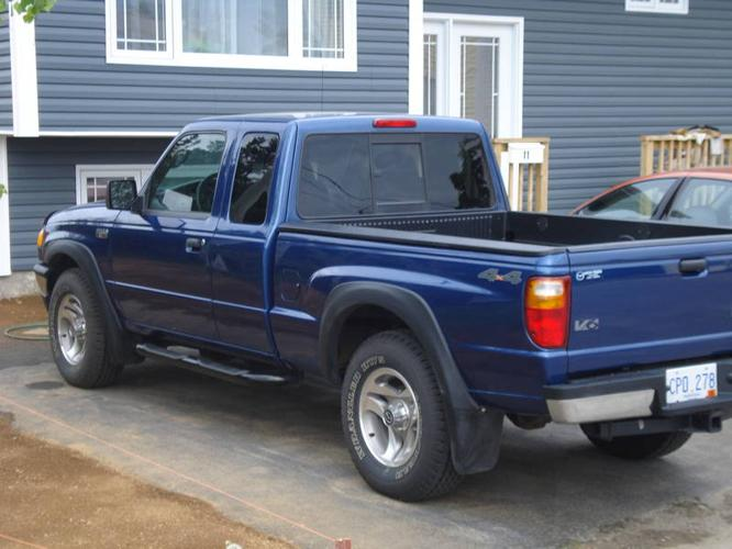 2009 mazda b series pickups pickup truck for sale in stephenville newfoundland all cars in. Black Bedroom Furniture Sets. Home Design Ideas