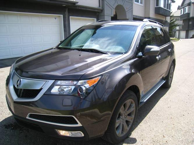 2010 acura mdx elite suv lease takeover for sale in calgary alberta all cars in. Black Bedroom Furniture Sets. Home Design Ideas