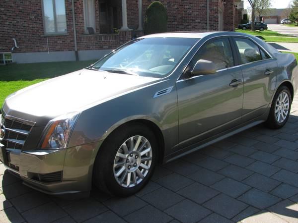 2010 Cadillac CTS - $28900