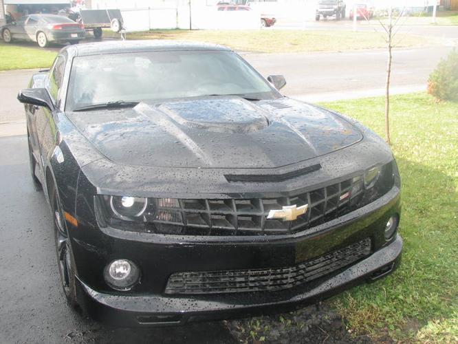2010 Chevrolet Camaro 2ss/rs Coupe