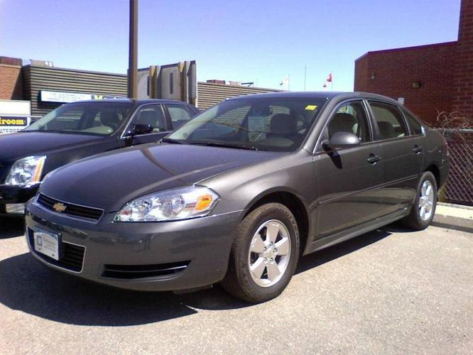 2010 chevrolet impala for sale in whitby ontario all. Cars Review. Best American Auto & Cars Review