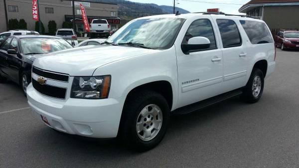 2010 chevrolet suburban lt 34788 for sale in penticton british columbia all cars in. Black Bedroom Furniture Sets. Home Design Ideas